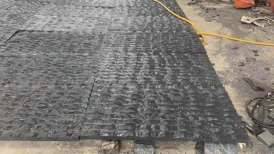 CHINA DARK GREY GRANITE TILE