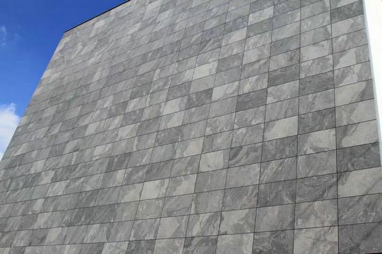CHINA GRANITE JUPARANA WHITE WALL CLADDING