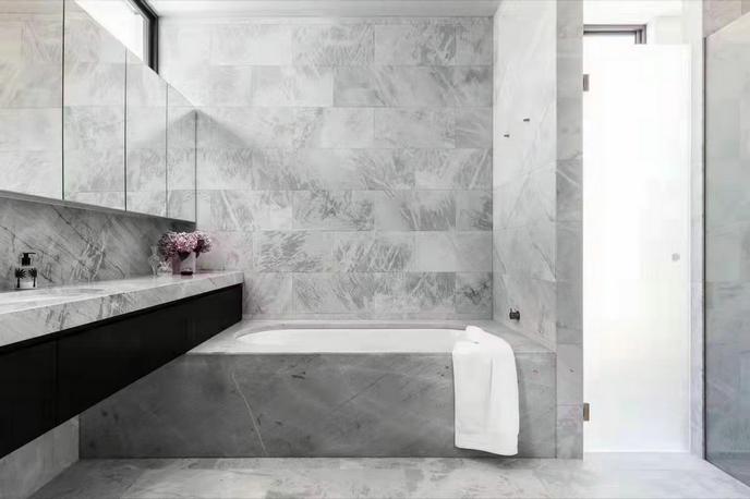 GREECE MARBLE CARBENT GREY TILE