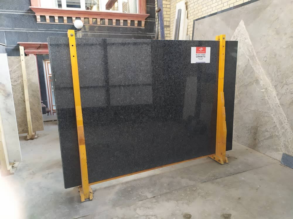 Piranshahr Black Granite