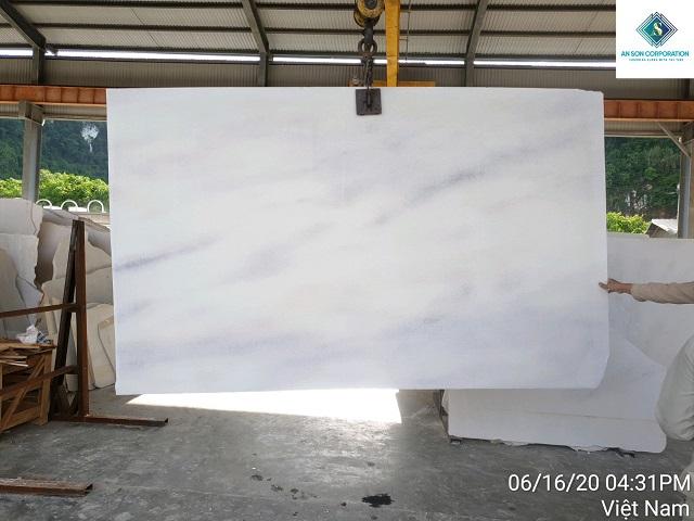 Big Slab Carrara Marble