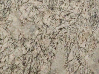 Alaska White  Ice Brown Granite