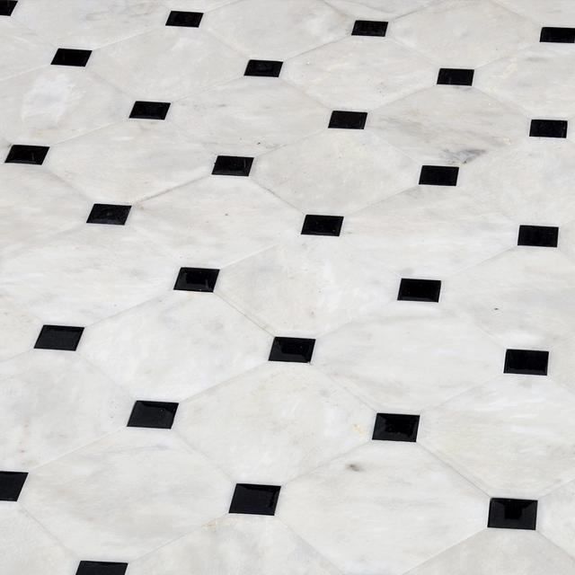 White Marble - A la Vogue tile