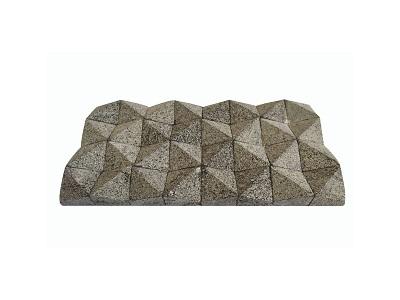 Volcanic Black Natural Lava Stone Wall Cladding