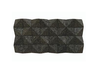 Bali Black Lavastone Cladding for Exterior