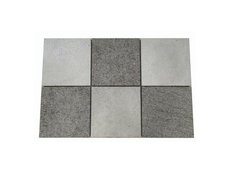 Black Natural Stone Flooring  Lava Stone Tiles
