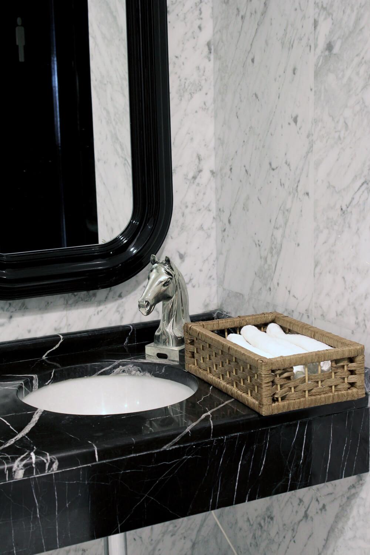Nero Marquina Marble-Italian Marble