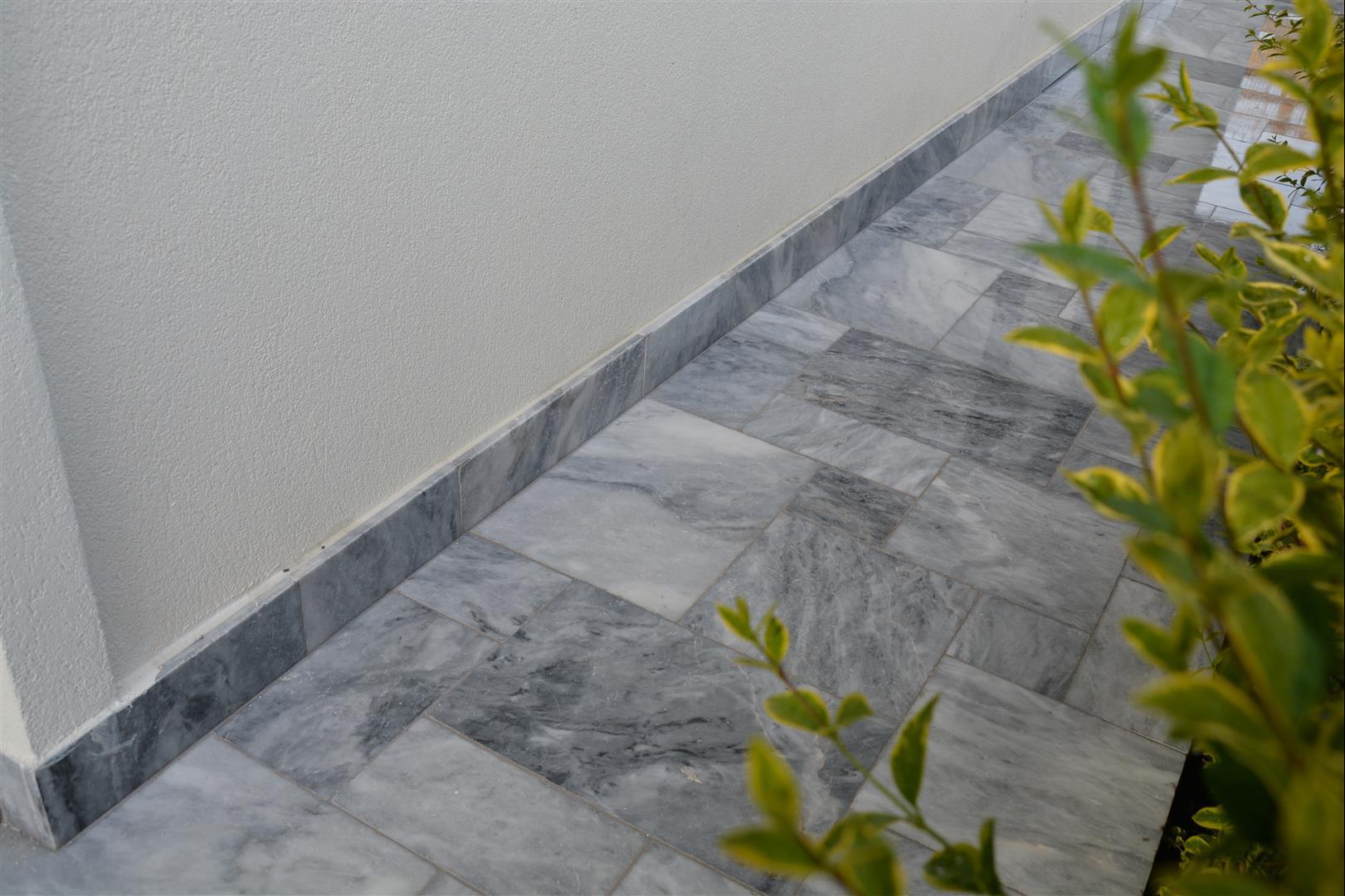 Blue Stone- Bardiglio - Grey Marble