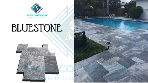 Bluestone for Swimming Pool