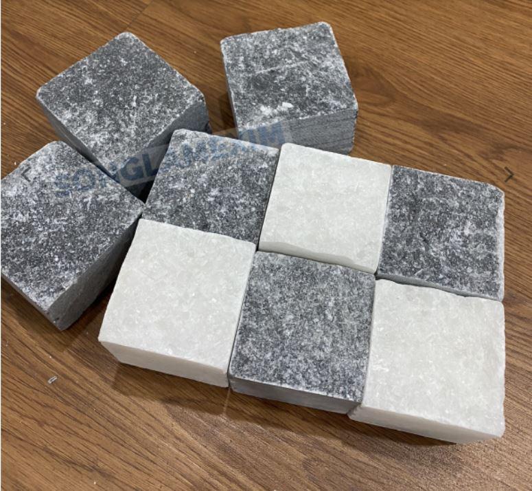 Vietnam Grey Cobbles