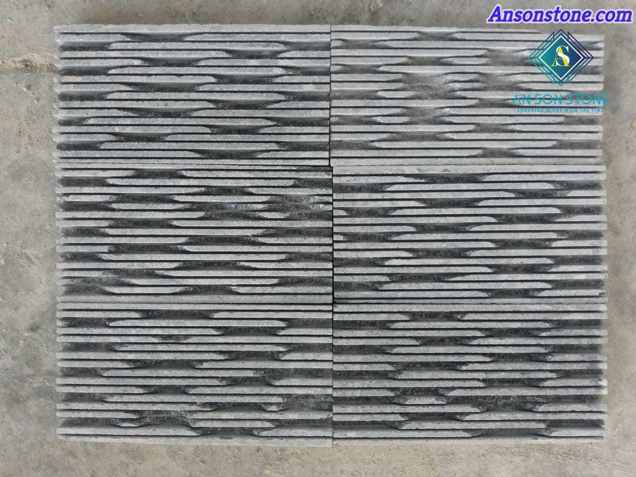 Comb Wall Cladding
