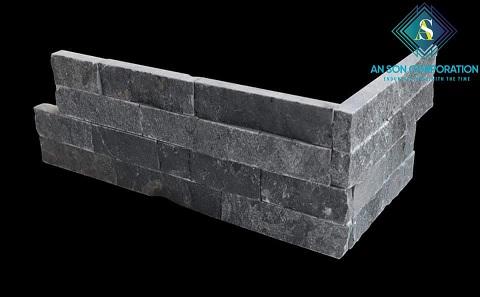 Corner Grey Wall Panel