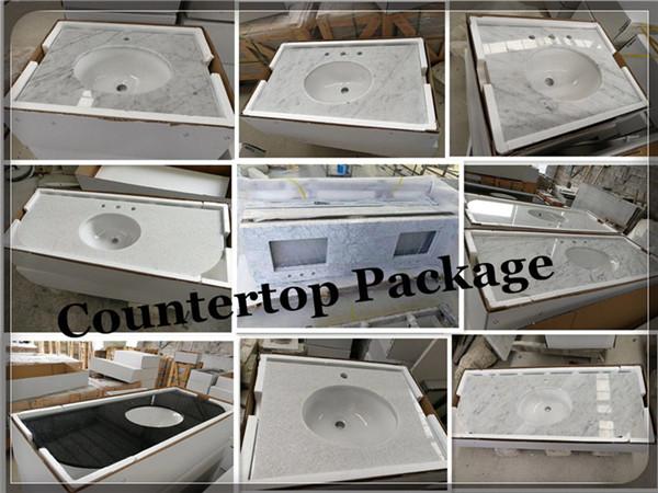 Countertop package