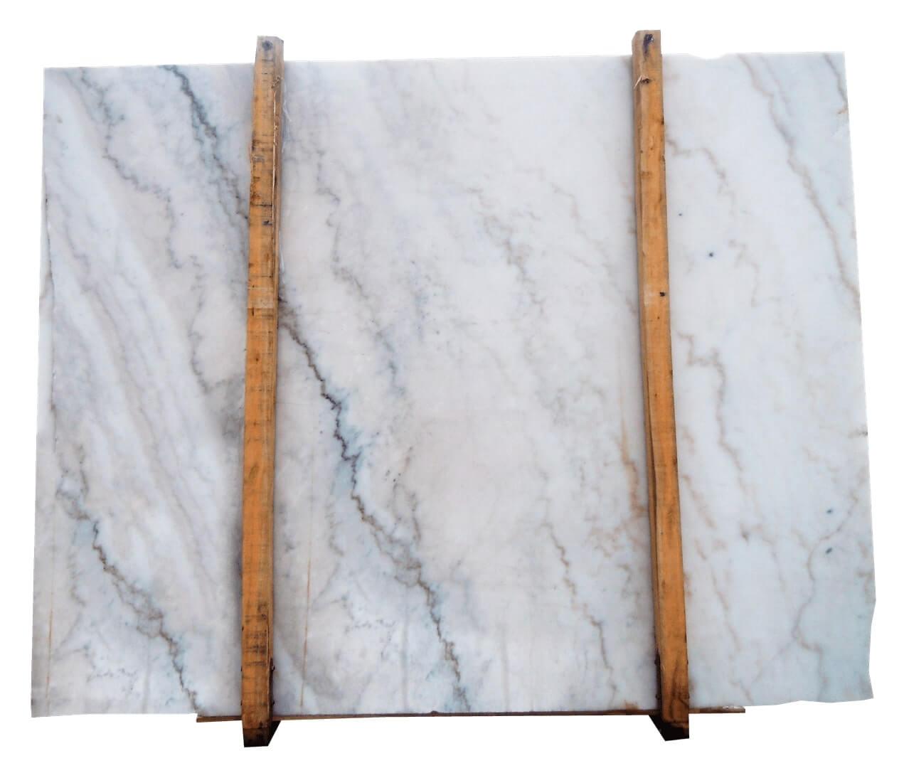 Crystal White Marble-Absolute White Marble-Polar White