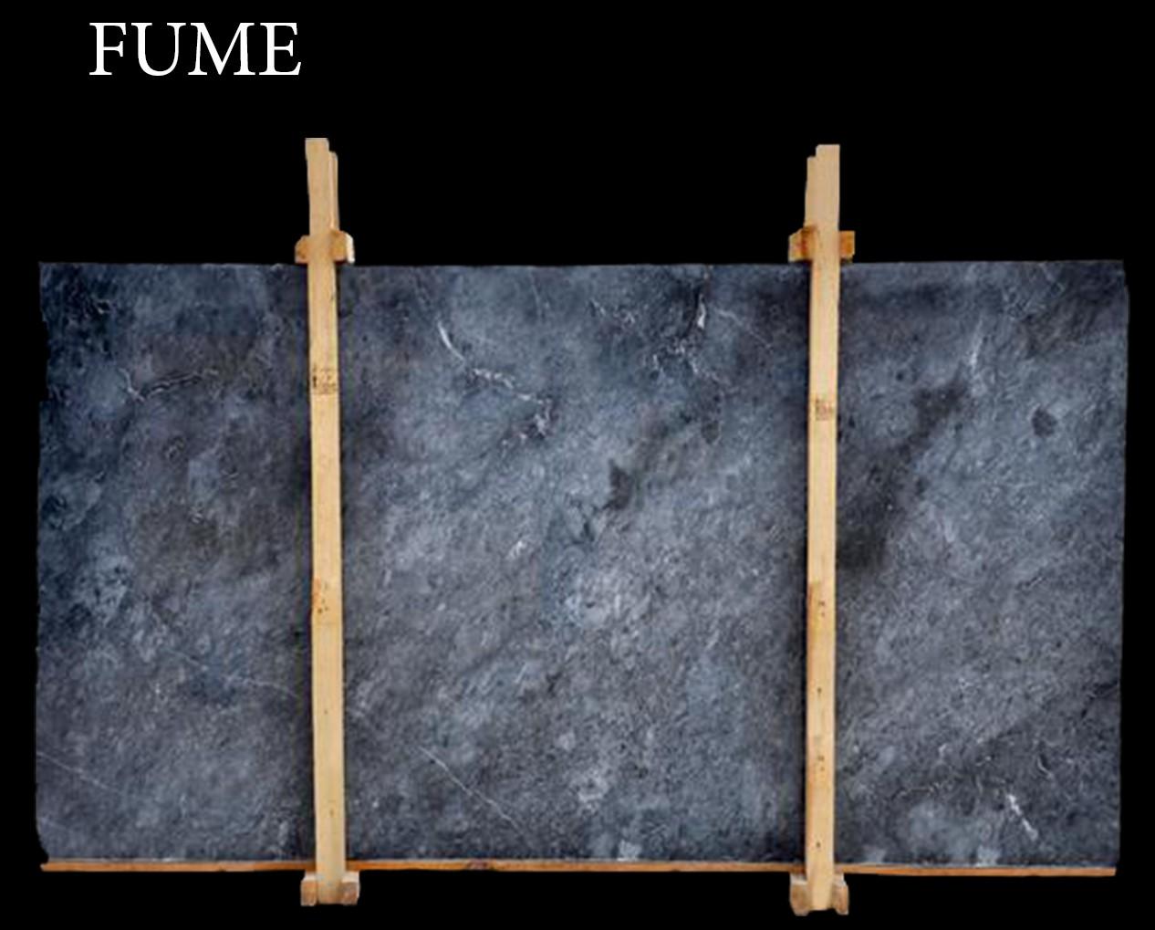 Fume - Blue Stone - Grey Marble
