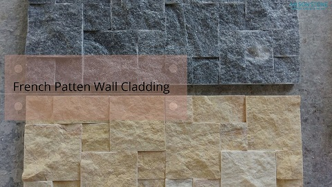 French Patten Wall Panel