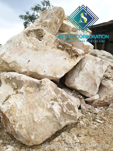 Raw Garden Stone Paving Stone