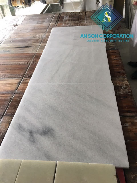 Top Discount White Marble in June