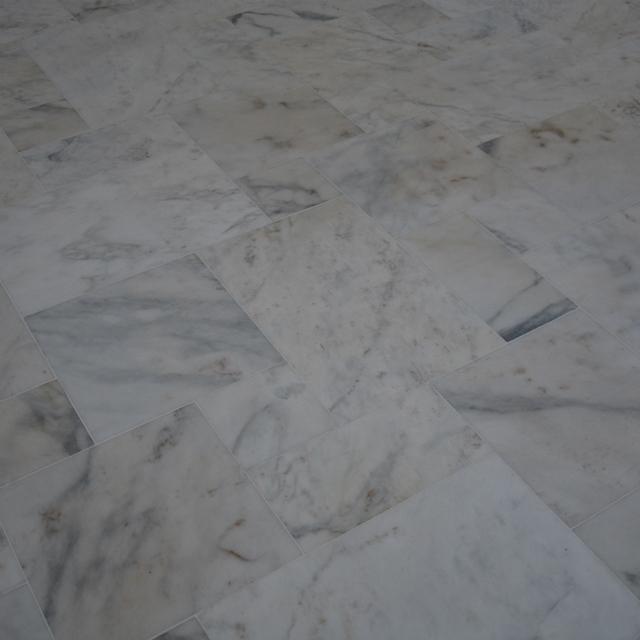 White Marble - Golden Grey