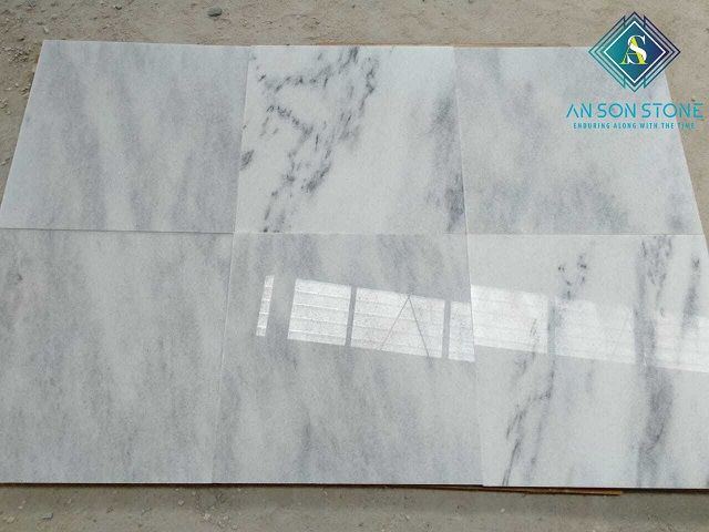 Polished Surface Grey Marble