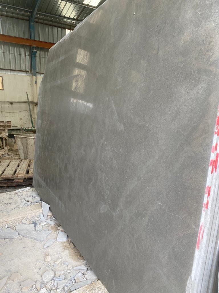 Grey Taza Limestone Slabs