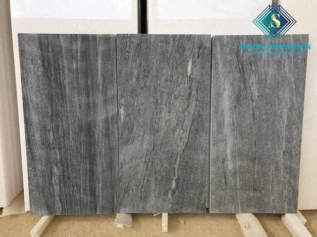 Swimming Pools Grey Marble Tile