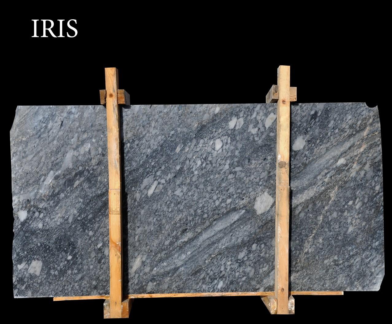 Iris - Afyon Grey Marble Slabs