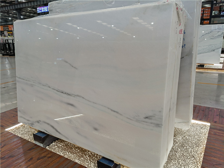 Vietnam Columbia White Marble