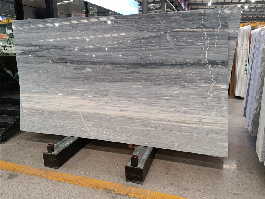 China Blue Vien Marble