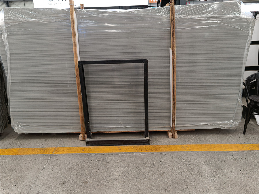 Silk Road Ash Marble Slabs