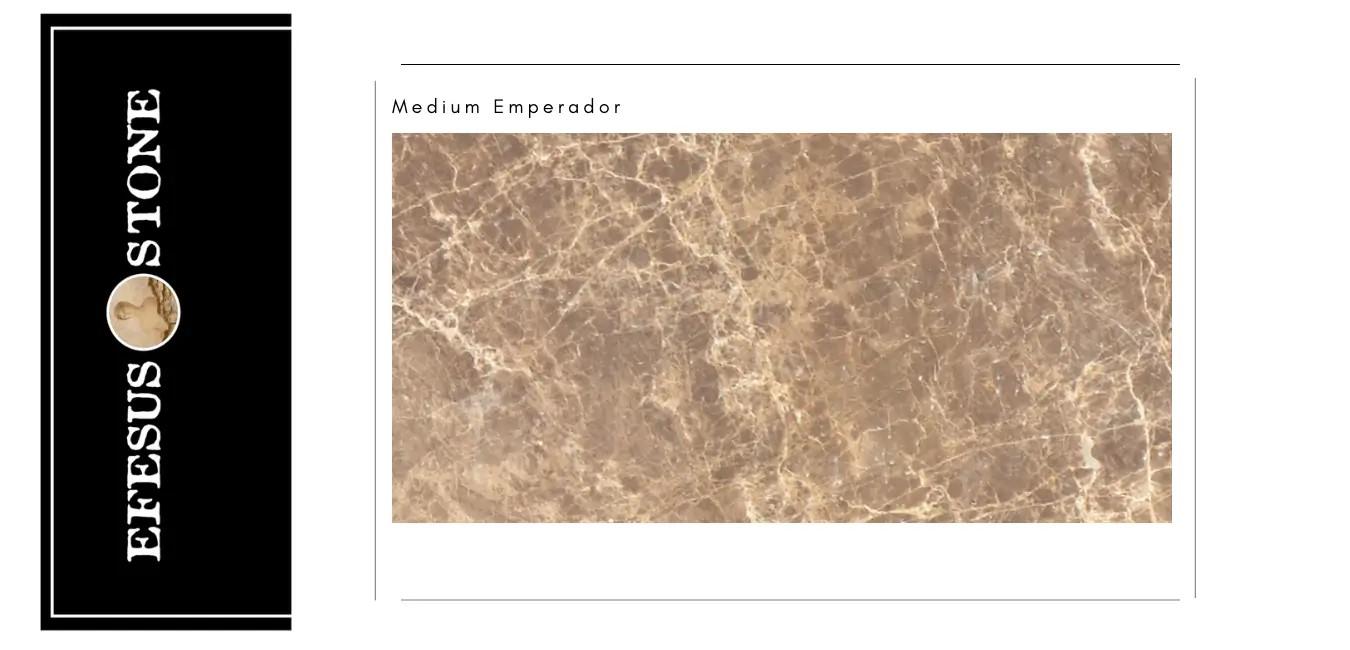 Turkish Dark Emperador Marble