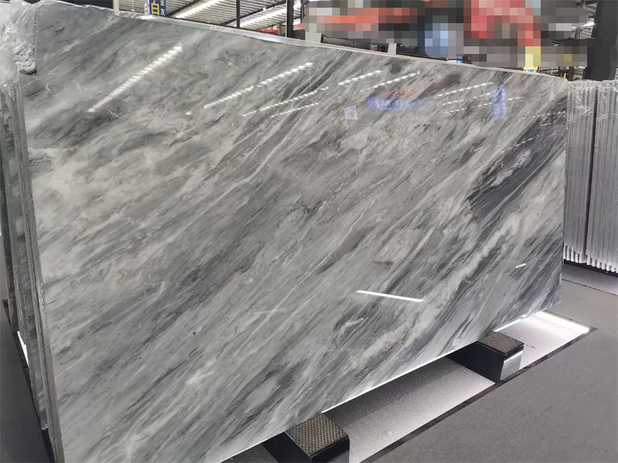 Italy Florence Grey Marble