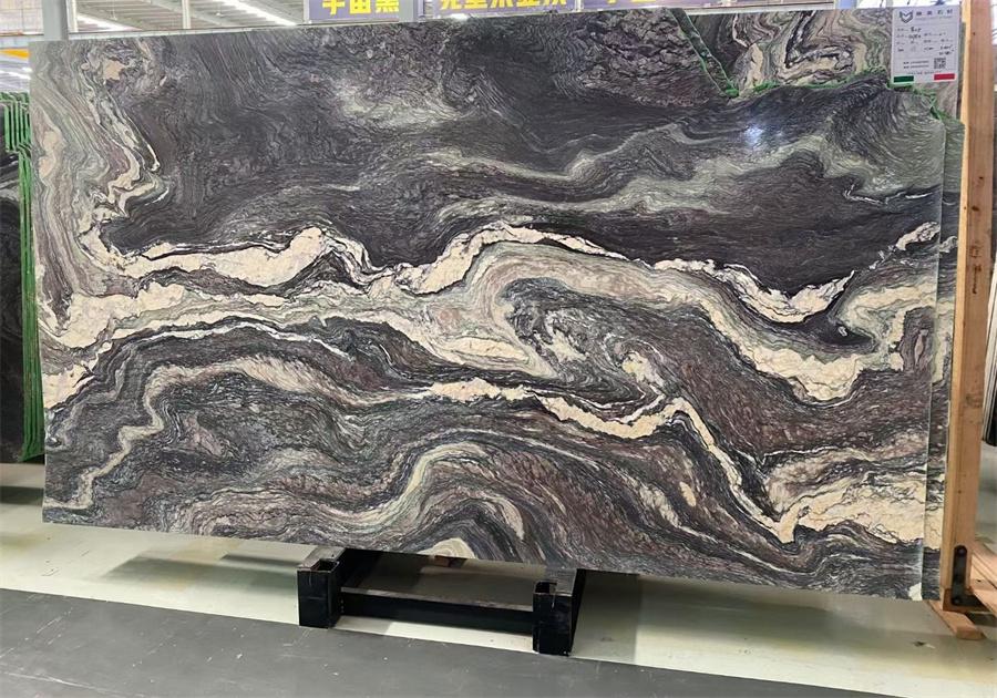 Italy Purple Marble