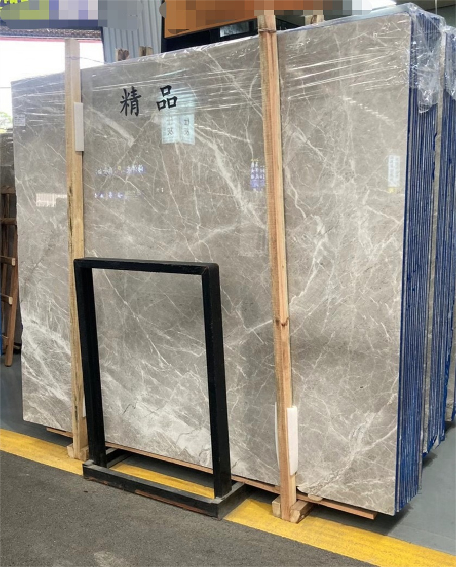 Dola Grey Marble Slabs China