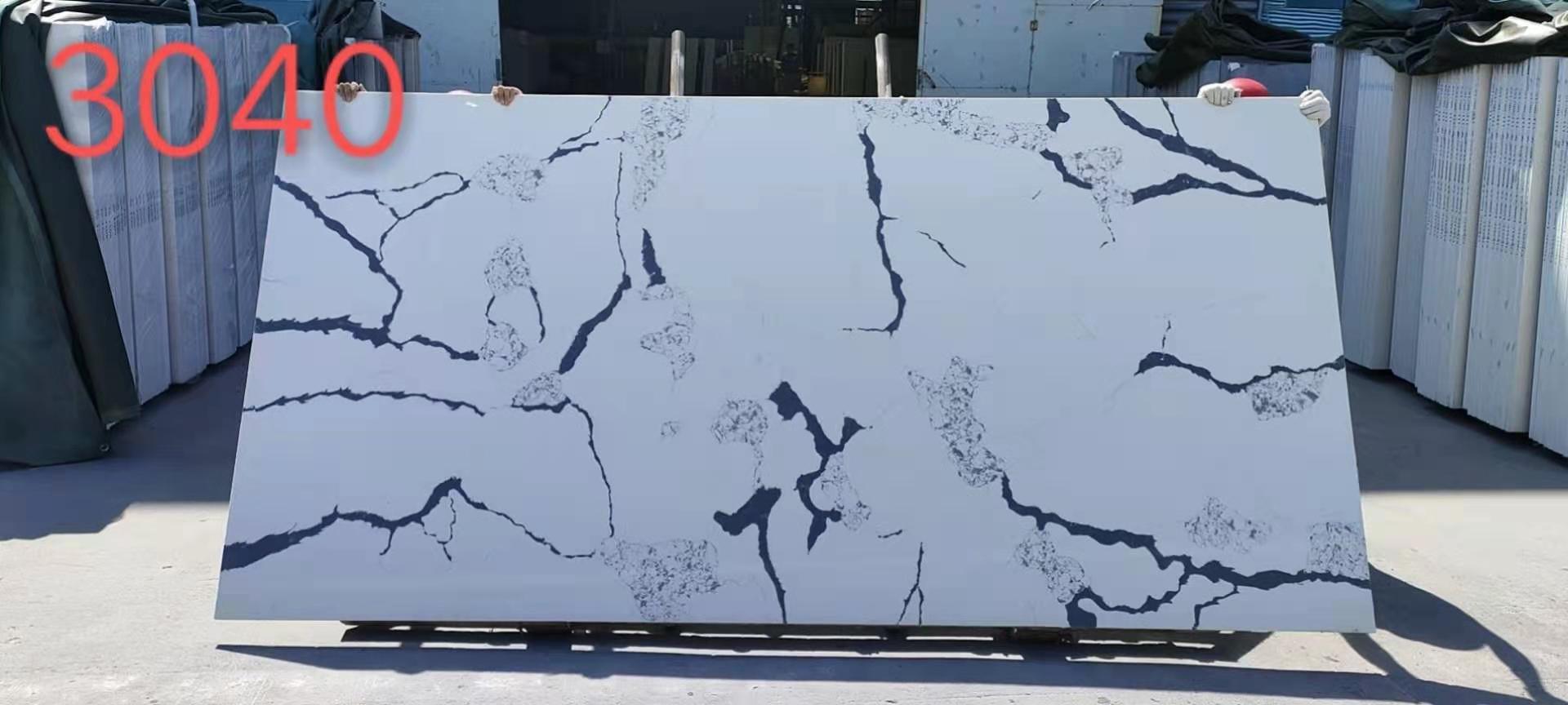 2021 new quartz calacatta design