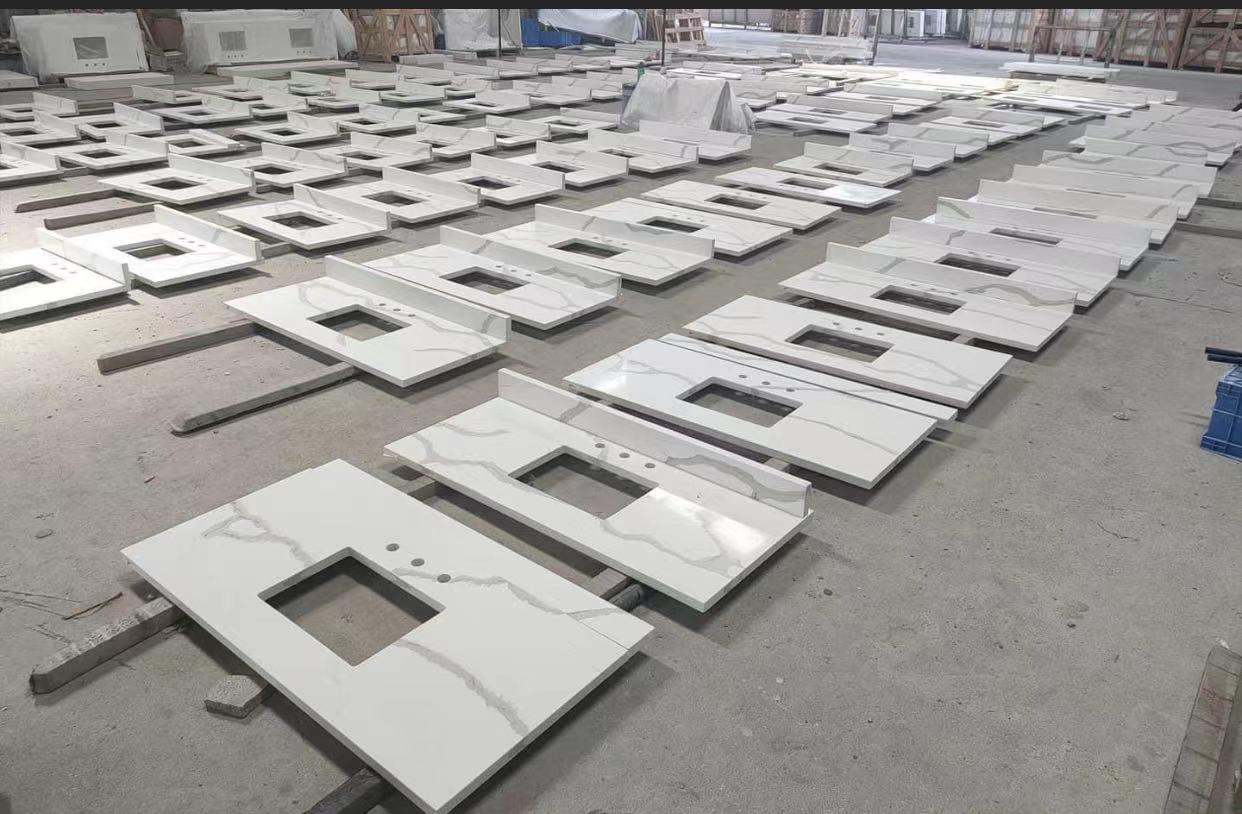 Quartz Basins Countertops
