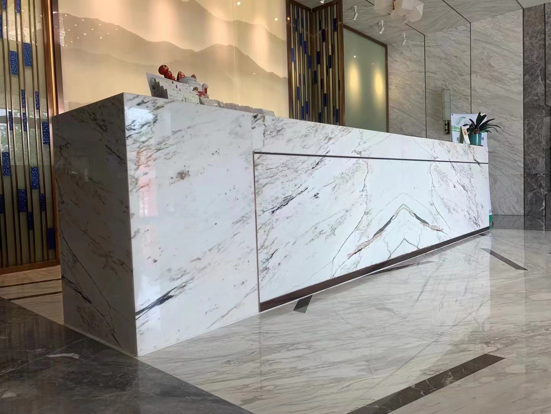 China Oriental White Marble