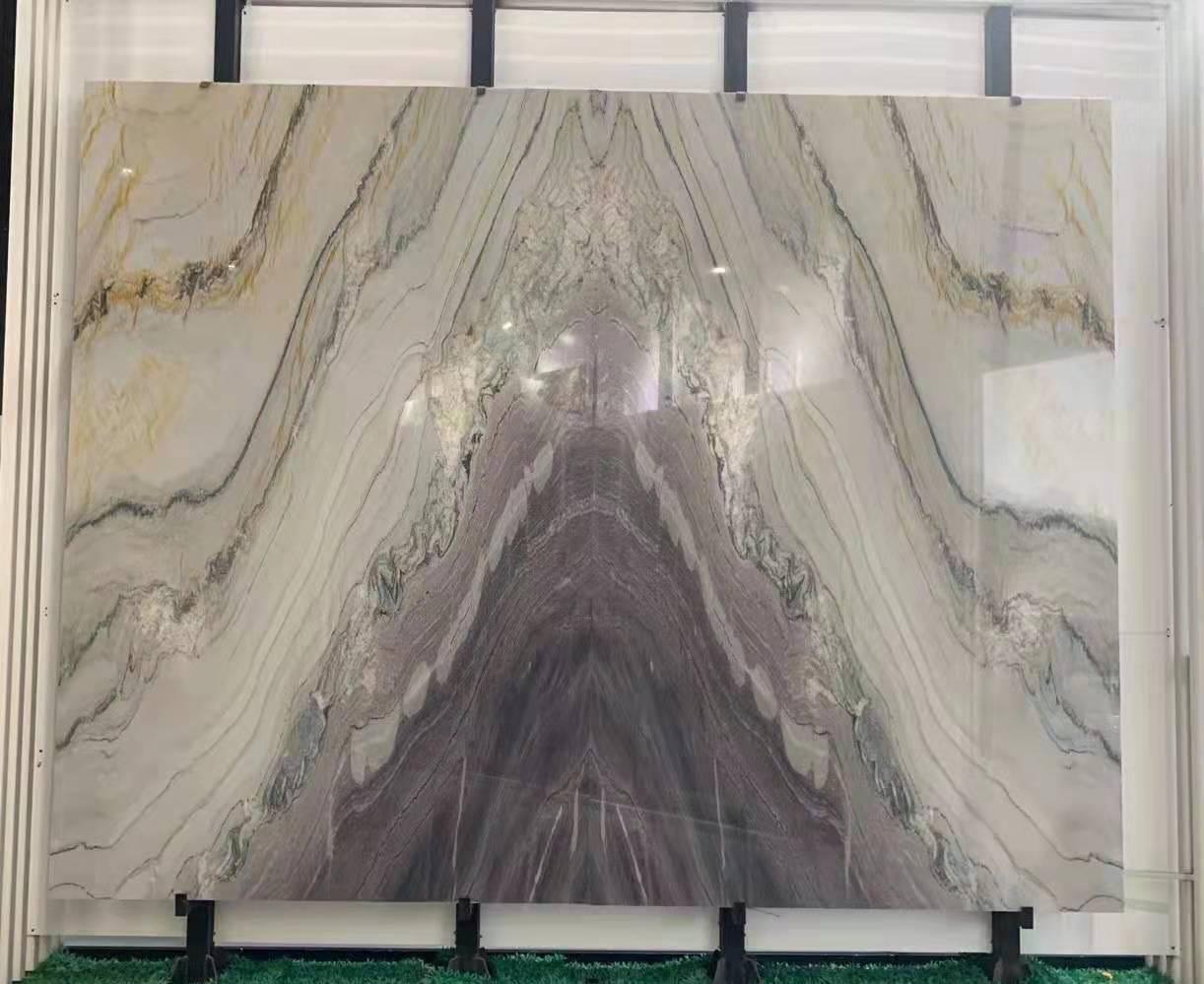Brazil natural quartz