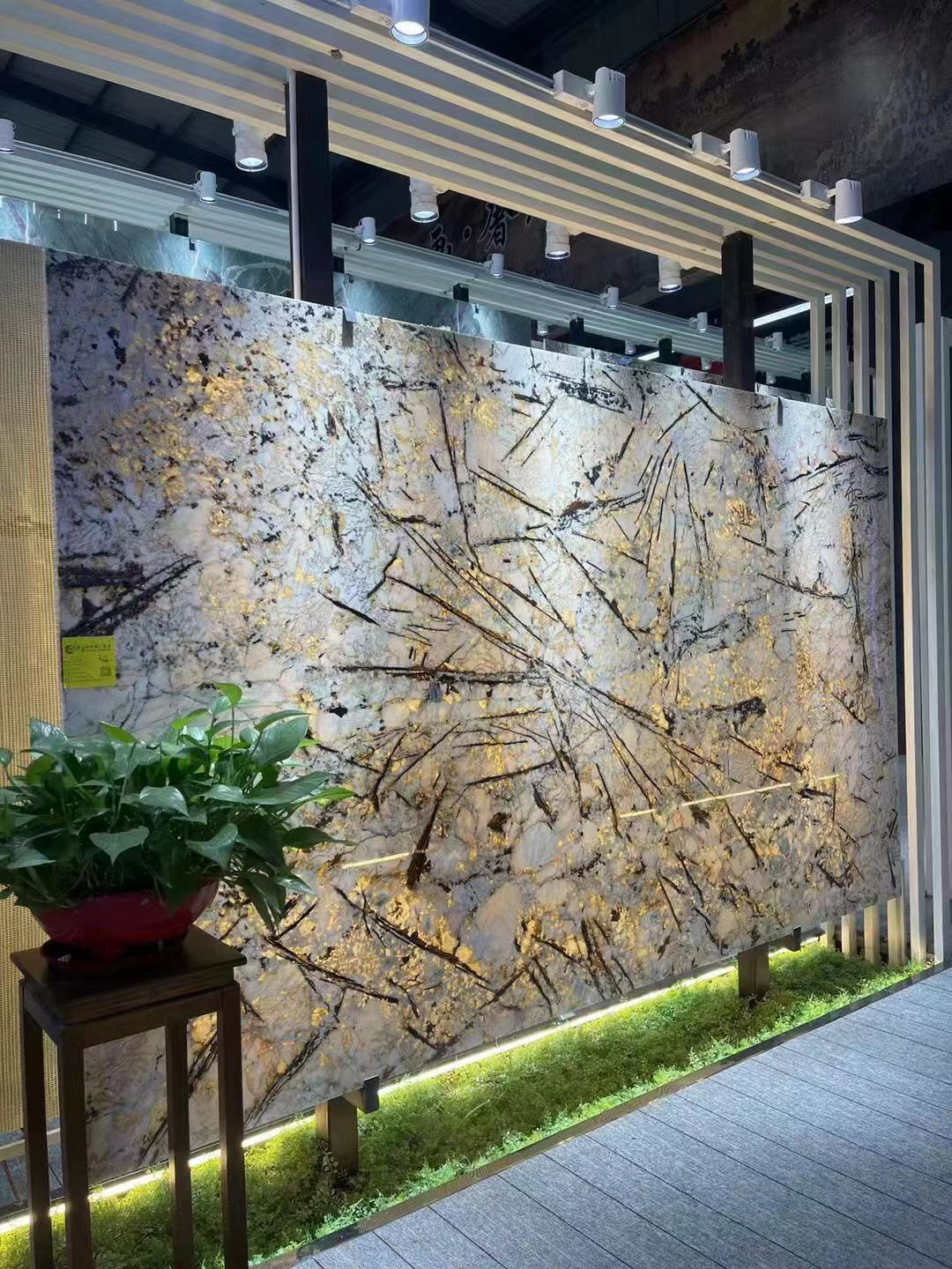 Natural  Quartz For Background Wall