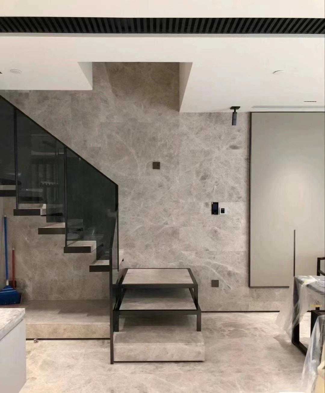 Dora Grey China Marble For Floor Tiles