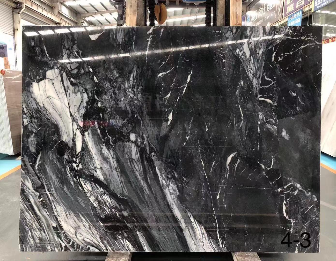 Hilton Grey Marble