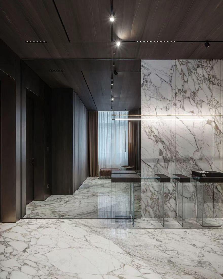 Bulgari Purple Italy Marble For Floor Tiles