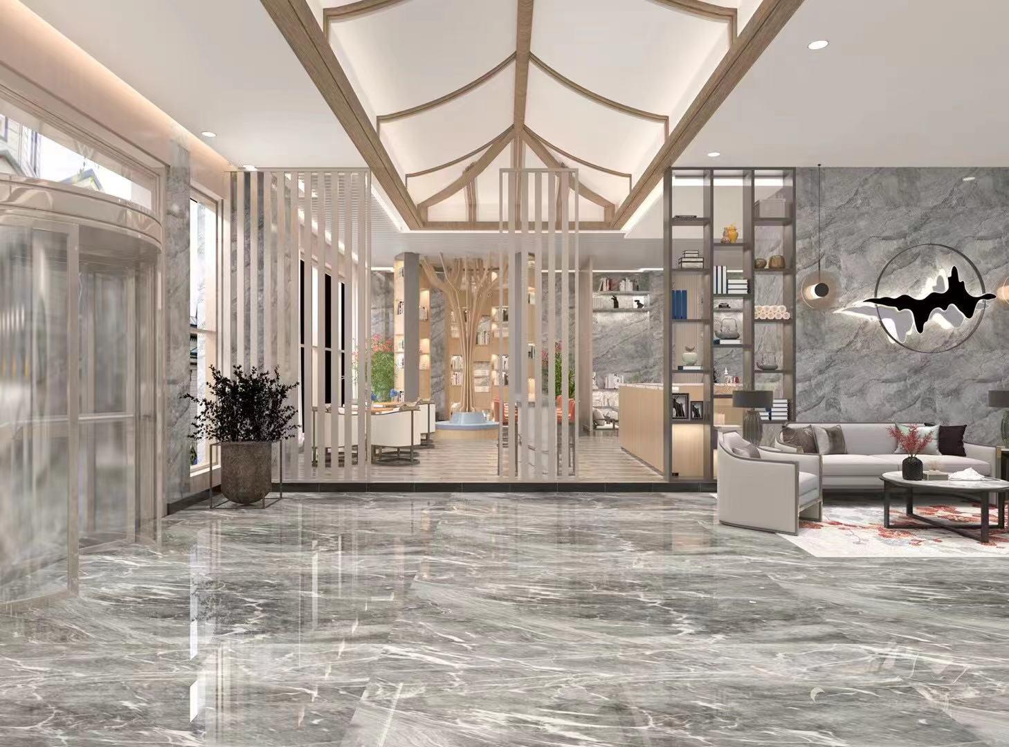 Cucci Grey France Marble For Floor Tiles