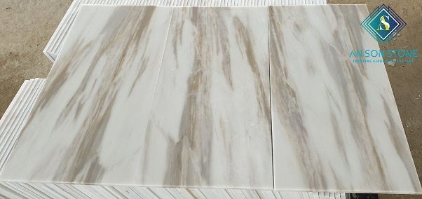 New Milky White Marble