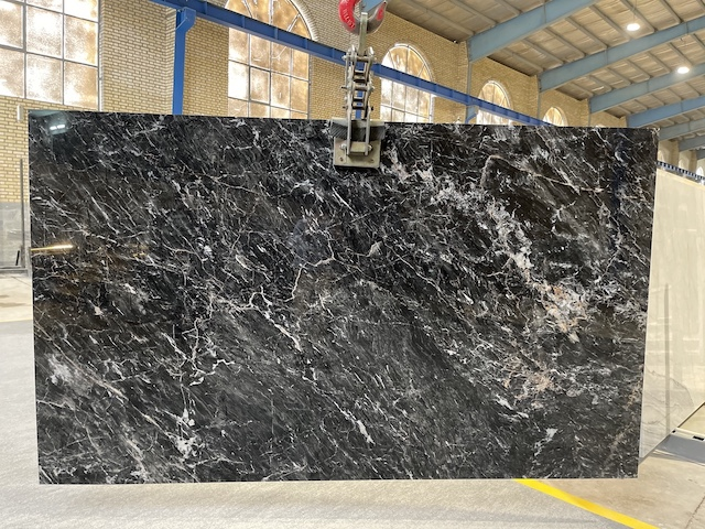 Iran Orka Black marble