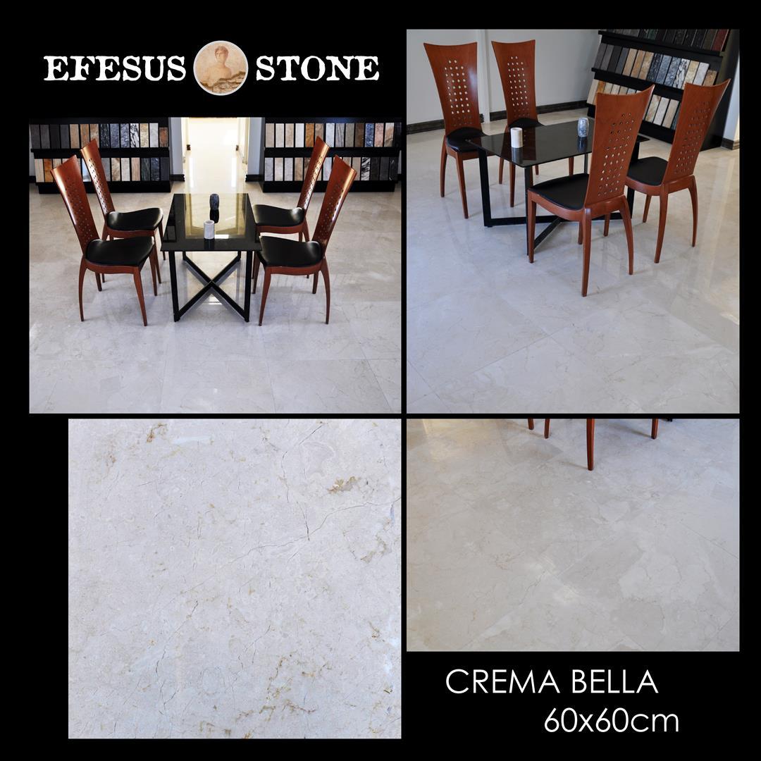 Crema Bella Beige Marble Tiles 60x60