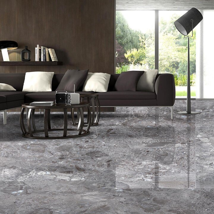 GREY MARBLE MATERIAL