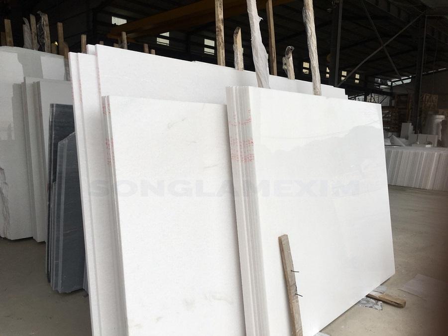 Vietnam White Marble Slab