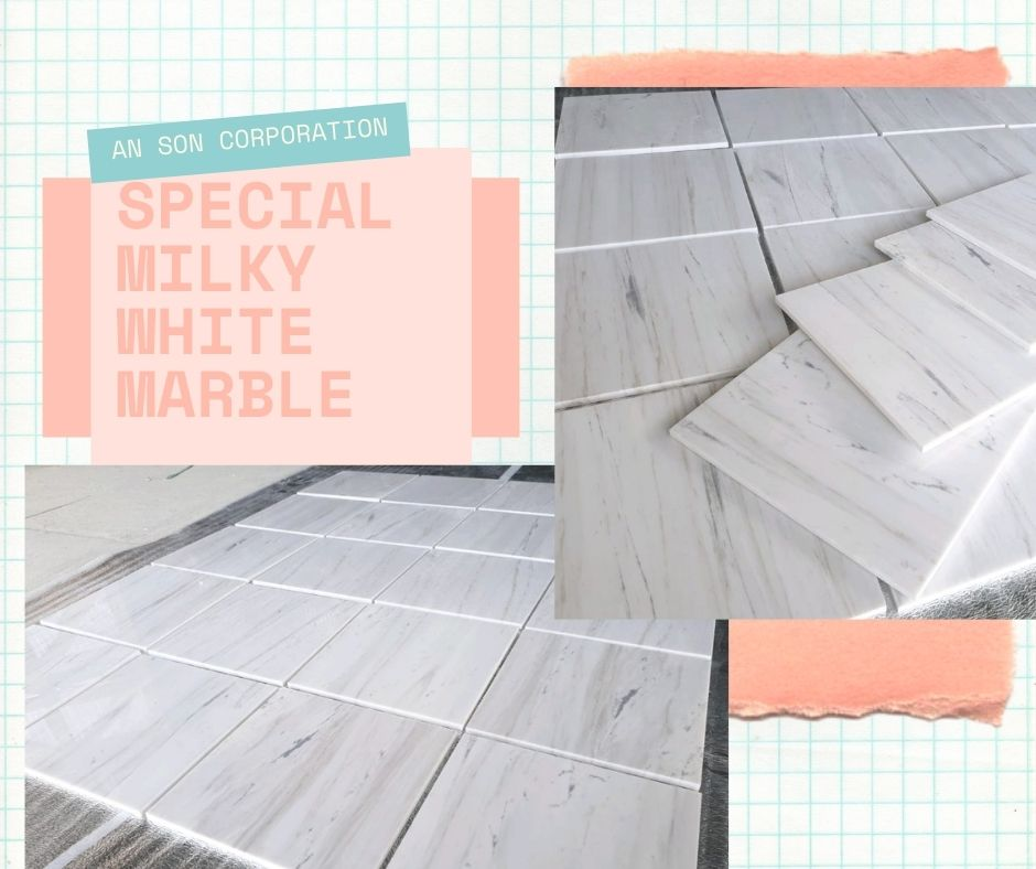 SPECIAL MILKY WHITE MARBLE