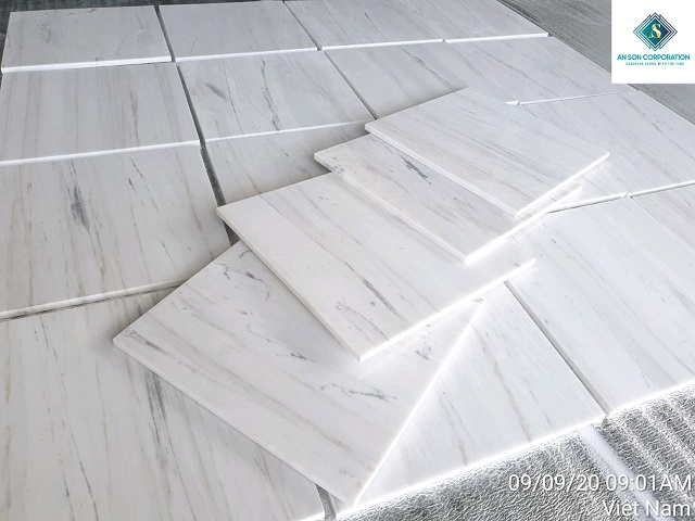 Milky White Tile